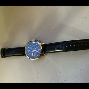 Tissot leather watch MISSING CLASP and pin